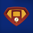 Supergirl and The Flash - Starkville Super Friends show