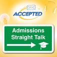 Admissions Straight Talk show