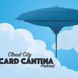 Cloud City Card Cantina show