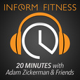 The InForm Fitness Podcast show