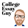 The College Essay Guy Podcast: A Practical Guide to College Admissions show