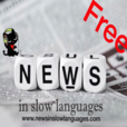 News in Slow Languages show
