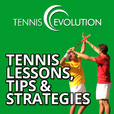 Tennis Evolution show