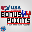 Bonus Points - A USA Wrestling Podcast show