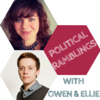 Agitpod with Owen Jones & Ellie Mae O'Hagan show