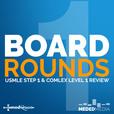 Board Rounds Prep for USMLE and COMLEX show
