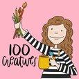 100 Creatives show