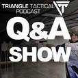 Triangle Tactical Q&A Show show