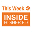 This Week @ Inside Higher Ed show