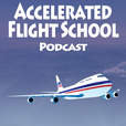 Accelerated Flight School Podcast show