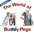 The World Of Buddy Pegs Podcast show