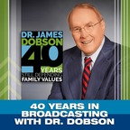Dr. James Dobson's Family Talk show
