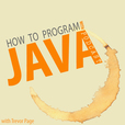 How to Program with Java Podcast show