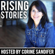 Rising Stories show