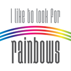 I Like to Look for Rainbows show