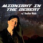 Midnight in the Desert show
