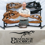 Dinosaur George Podcast - A Podcast Devoted to Paleontology and Natural Science show