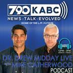 Dr. Drew Midday Live with Lauren Sivan show
