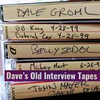 Dave's Old Interview Tapes show