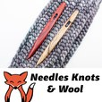 Needles Knots & Wool show