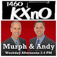 The Murph & Andy Podcast show