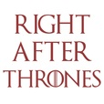 Right After Thrones - A Game of Thrones Podcast show