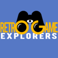 Retro Game Explorers show