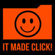 IT MADE CLICK! show