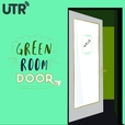 Green Room Door - UTR Media Podcast show