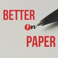 Better on Paper show