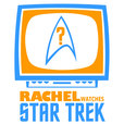 Rachel Watches Star Trek show