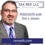Tax Rep, LLC Network with Eric L. Green show