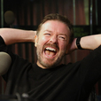 Ricky Gervais is Deadly Sirius show