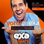 YORDI EN EXA show