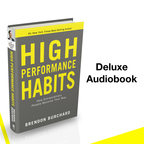 High Performance Habits with Brendon Burchard show