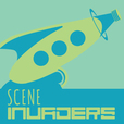 Scene Invaders show