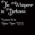 The Whisperer in Darkness show