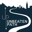 Unbeaten Path Podcast |  Careers, Career Change, Personal Development, Entrepreneurship, Adventure, Travel show