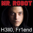 Hello Friend - A Mr. Robot Podcast show