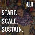 Start. Scale. Sustain. show