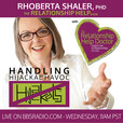 The Relationship Help Show with Dr Rhoberta Shaler show