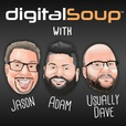 digitalSoup - A Hilariously Geeky Podcast show