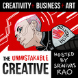 The Unmistakable Creative Podcast show