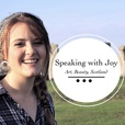Speaking with Joy show