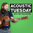 Acoustic Tuesday Show with Tony Polecastro show