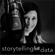 storytelling with data podcast show