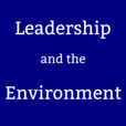 Leadership and the Environment show