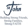 St John Mansfield Audio Podcast show
