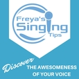 Freya's Singing Tips: Train Your Voice | Professional Singers | Singing Technique | Mindset show
