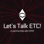 Let's Talk ETC! (Ethereum Classic) show